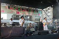 SEP 15 Thumpasaurus at the Glendale Open Arts & Music Festival 2018
