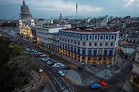 HAVANA, CUBA - JUNE 15: A view of Old Havana, Habana Vieja, on June 15, 2015 in Havana, Cuba. <br /> Daniel Berehulak for Panasonic/Lumix