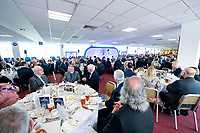 Picture By Allan McKenzie/SWpix.com - 06/04/18 - Cricket - Yorkshrie County Cricket Club Opening Season Lunch 2018 - Emerald Headingley Stadium, Leeds, England - A general view of the Yorkshire County Cricket Club's opening season lunch 2018.