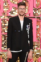 Henry Holland<br /> arrives for the World Premiere of &quot;Absolutely Fabulous: The Movie&quot; at the Odeon Leicester Square, London.<br /> <br /> <br /> &copy;Ash Knotek  D3137  29/06/2016