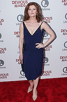 PACIFIC PALISADES, CA - JUNE 17: Rebecca Wisocky attends the Lifetime original series 'Devious Maids' premiere party held at Bel-Air Bay Club on June 17, 2013 in Pacific Palisades, California. (Photo by Celebrity Monitor)