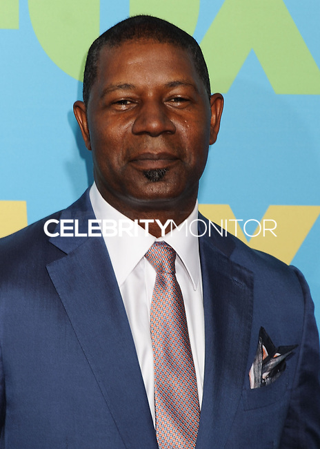 NEW YORK CITY, NY, USA - MAY 12: Dennis Haysbert at the FOX 2014 Programming Presentation held at the FOX Fanfront on May 12, 2014 in New York City, New York, United States. (Photo by Celebrity Monitor)