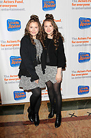 LOS ANGELES - DEC 5: Bianca D'Ambrosio, Chiara D'Ambrosio at The Actors Fund's Looking Ahead Awards at the Taglyan Complex on December 5, 2017 in Los Angeles, California