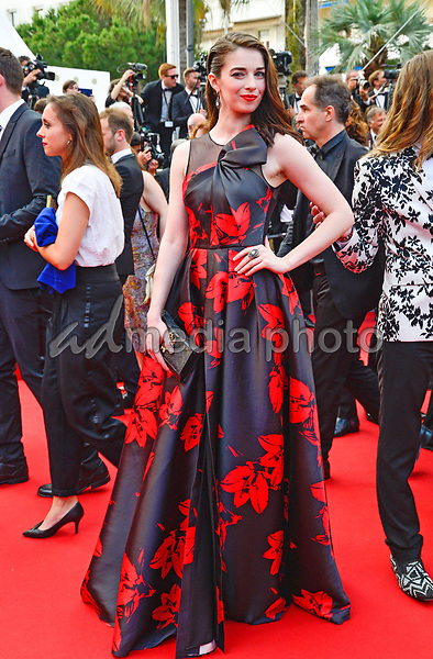 "25 May 2017 - Cannes, France - Sarah Barzyk. ""Twin Peaks"" Premiere - The 70th Annual Cannes Film Festival. Photo Credit: Jan Sauerwein/face to face/AdMedia"