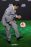 Zurigo 09-01-2017 FIFA Football Awards - Diego Maradona during the Best FIFA Football Awards 2016 in Zurich<br /> Foto Steffen Schmidt/freshfocus/Insidefoto