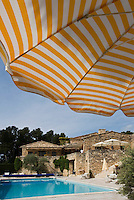 Europe/France/Provence-Alpes-Côte d'Azur/Vaucluse/Joucas: Hôtel-restaurant: Le Mas des Herbes Blanches