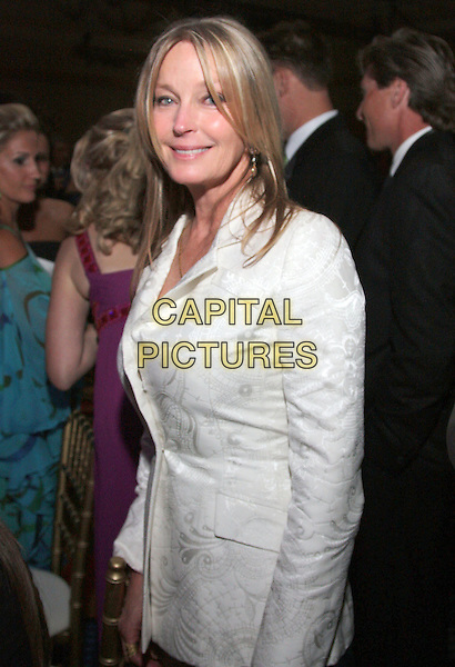 BO DEREK .Muhammad Ali's Celebrity Fight Night XV held at JW Marriott Desert Ridge Resort and Spa, Phoenix, Arizona, USA, .29th March 2009..half length white jacket suit .CAP/ADM/DC.©Darrylee Cohen/Admedia/Capital Pictures
