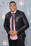 J.T Wilkins arriving at the 'The Voice Top 12 Artist of Season 6 Red Carpet Event' held at Universal Citywalk Los Angeles, CA. April 15, 2014.