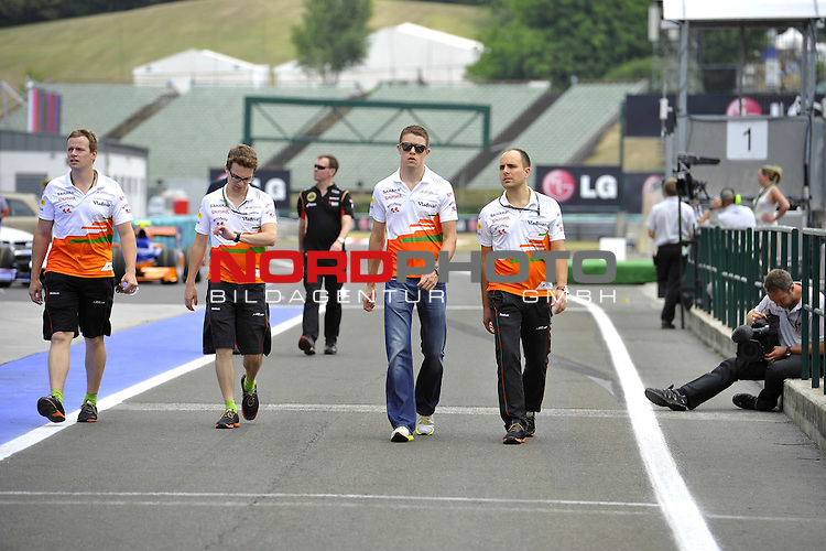 Paul di Resta (GBR), Force India <br />  Foto &copy; nph / Mathis