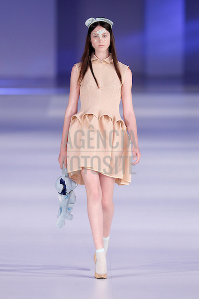 Manuel Bolano<br /> Barcelona Fashion Week<br /> July 2013<br /> RTW Spring Summer 2014