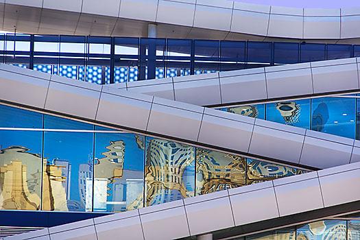 Bonneville Transit Center, Las Vegas, Nevada.