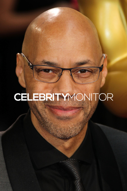 HOLLYWOOD, LOS ANGELES, CA, USA - MARCH 02: John Ridley at the 86th Annual Academy Awards held at Dolby Theatre on March 2, 2014 in Hollywood, Los Angeles, California, United States. (Photo by Xavier Collin/Celebrity Monitor)