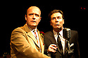 Round The Horne Revisited with Robin Sebastian as Kenneth Williams, Jonathan Rigby as Kenneth Horne, opens at the  Venue 22/1/04  CREDIT Geraint Lewis