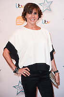 Maxine Jones<br /> arrives for the Good Morning Britain Health Star Awards 2016 at the Park Lane Hilton, London<br /> <br /> <br /> &copy;Ash Knotek  D3107 14/04/2016