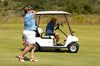 SAN ANTONIO, TX - SEPTEMBER 22, 2008: The UTSA24 Golf outing at Briggs Ranch Golf Club. (Photo by Jeff Huehn)