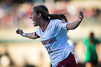 Stanford Soccer W vs Notre Dame, September 7, 2018