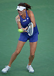 A. Radwanska (POL) loses  at the Western and Southern Financial Group Masters Series in Cincinnati on August 17, 2012