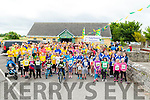 undreds who ran in the 2017 Kilmoyley 3yMiles on Sunday from Kilmoyley Community Centre