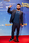 Dani Rovira attends to Super Lopez premiere at Capitol cinema in Madrid, Spain. November 21, 2018. (ALTERPHOTOS/A. Perez Meca)