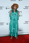 "Carly Simon arrives at the Clive Davis: ""The Soundtrack Of Our Lives"" world premiere for the Opening Night of the 2017 TriBeCa Film Festival on April 19, 2017 at Radio City Music Hall."
