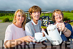 Audrey O'Sullivan, Catherine Horan and Kathleen Kenny who are holding a Coffee morning for Kerry hospice on the 17th September in Lower Main Street Castleisland