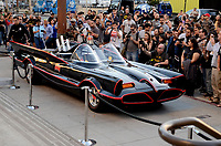 LOS ANGELES - JUN 15:  Atmosphere at the Bat Signal Lighting Ceremony to honor Adam West at the Los Angeles City Hall on June 15, 2017 in Los Angeles, CA
