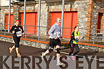 Carol Anne O'Donoghue and Brendan Kennelly at the Valentines 10 mile road race in Tralee on Saturday.