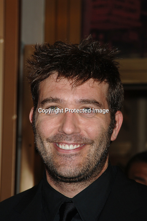 """Craig Bierko..arriving for the Broadway Opening of """"Martin Short: Fame Becomes Me"""" on August 17, 2006 at The Bernard B Jacobs Theatre. ..Robin Platzer. Twin Images"""