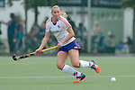Mannheim, Germany, October 11: During the 1. Bundesliga Damen Saison 2014/15 field hockey match between Mannheimer HC and Muenchner SC on October 11, 2014 at the Mannheimer Hockey Club in Mannheim, Germany. Final score 1-2 (1-0). (Photo by Dirk Markgraf / www.265-images.com) *** Local caption ***