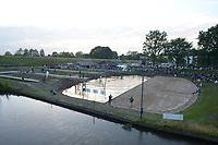 FIERLJEPPEN: BURGUM: 20-06-2018, ©foto Martin de Jong