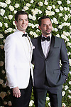 NEW YORK, NY - JUNE 11:  John Mulaney and Nick Kroll attend the 71st Annual Tony Awards at Radio City Music Hall on June 11, 2017 in New York City.  (Photo by Walter McBride/WireImage)