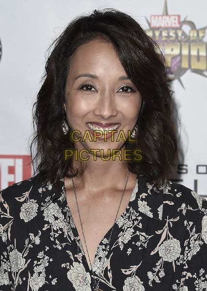 LOS ANGELES, CA - SEPTEMBER 19: Maurissa Tancharoen at the premiere Of ABC's &quot;Agents Of SHIELD&quot; Season 4 at Pacific Theatres at The Grove on Sunday, September 19, 2016, in Los Angeles, California. <br /> CAP/MPI99<br /> &copy;MPI99/Capital Pictures