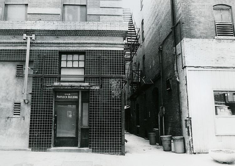 UNDATED..Historical         ..109 PortLock Building...NEG#.R4F34..