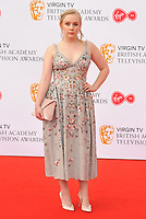 Alexa Davies at the Virgin TV British Academy (BAFTA) Television Awards 2018, Royal Festival Hall, Belvedere Road, London, England, UK, on Sunday 13 May 2018.<br /> CAP/CAN<br /> &copy;CAN/Capital Pictures