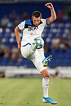 Atalanta BC's Hans Hateboer during friendly match. August 10,2019. (ALTERPHOTOS/Acero)
