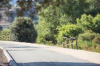 Nature Trail in Yorba Linda California