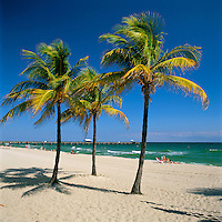 USA, Florida, Fort Lauderdale: Beach