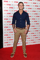 """Dan Osborne arrives for the premiere of """"The Stag"""" at the Vue Leicester Square, London. 13/03/2014 Picture by: Steve Vas / Featureflash"""