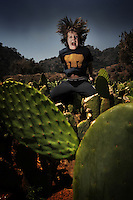 Flash test with Lucas in San Jose de los Laureles.