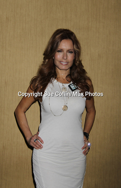 Tracey Bregman poses in the gifting suite at the 38th Annual Daytime Entertainment Emmy Awards 2011 held on June 19, 2011 at the Las Vegas Hilton, Las Vegas, Nevada. (Photo by Sue Coflin/Max Photos)