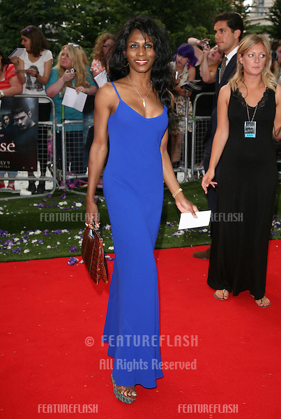 Sinitta arriving for the UK Premiere of 'The Twilight Saga: Eclipse', at Odeon Leicester Square, London. 02/07/2010  Picture by: Alexandra Glen / Featureflash