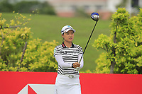 Minjee Lee (AUS) in action on the 6th during Round 2 of the HSBC Womens Champions 2018 at Sentosa Golf Club on the Friday 2nd March 2018.<br /> Picture:  Thos Caffrey / www.golffile.ie<br /> <br /> All photo usage must carry mandatory copyright credit (&copy; Golffile | Thos Caffrey)