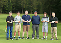 2015-2016 KSS Boys Golf