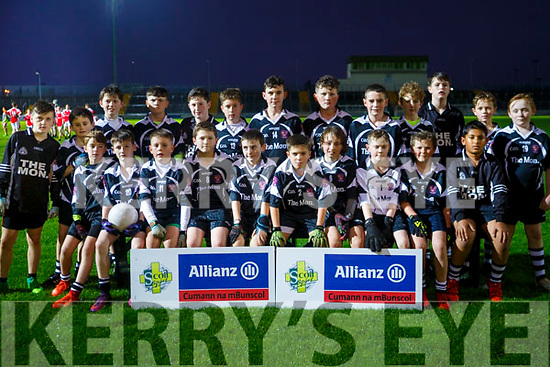 Muire Na Mainistreach Killarney in the Allianz Cumann na mBunscol Urban Football Finals  Div. 2 final  against  Scoil Eoin Balloonagh at Austin Stack Park on Thursday