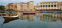 TAE- Loews Portofino Bay Hotel at Universal Theme Park - Exterior and Pools, Orlando FL 6 15