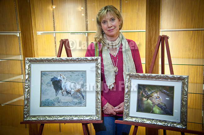 Diane Mcalister with her best shots, Shooting the West XXIV, WInnemucca, Nevada