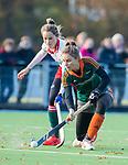 TILBURG  - hockey-  Sarah van Heijst (WereDi)  tijdens de wedstrijd Were Di-MOP (1-1) in de promotieklasse hockey dames. COPYRIGHT KOEN SUYK