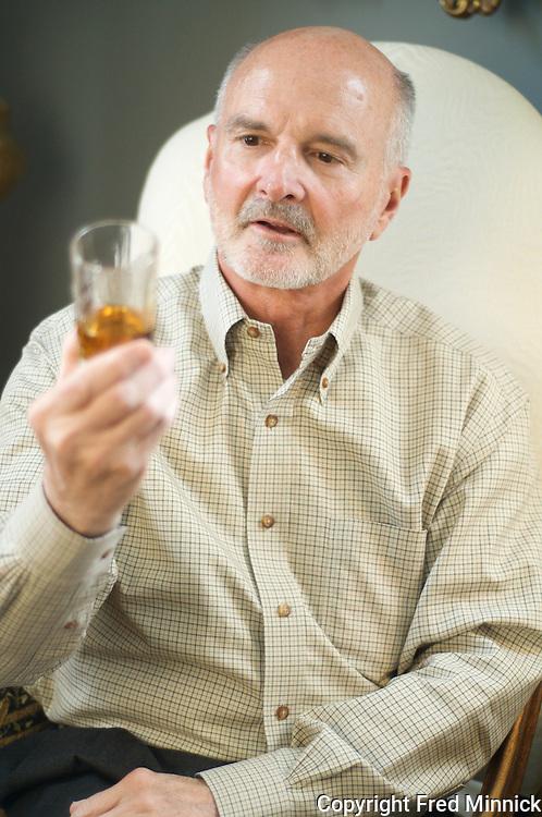 Tom Bulleit, founder of Bulleit Bourbon.