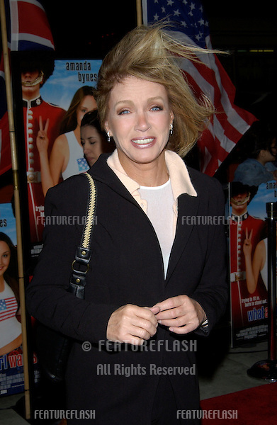 Actress DONNA MILLS at the Los Angeles premiere of What A Girl Wants..March 27, 2003
