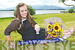 Megan O'Sullivan from Fossa Rowing club who was named the Queen of the Regatta in the Killarney Oaks Tuesday night